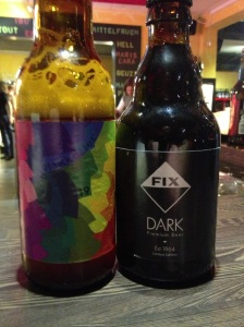 Mikkeller 19 et Olympic Fix Dark