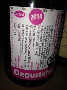 Best Swiss beer 2015